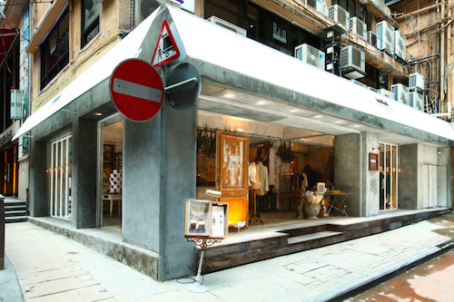 Initial has more than 60 stores in Hong Kong and Mainland China.