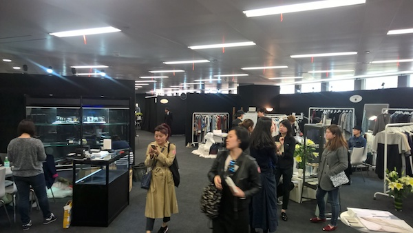 Showroom Shanghai international domestic 2015 April